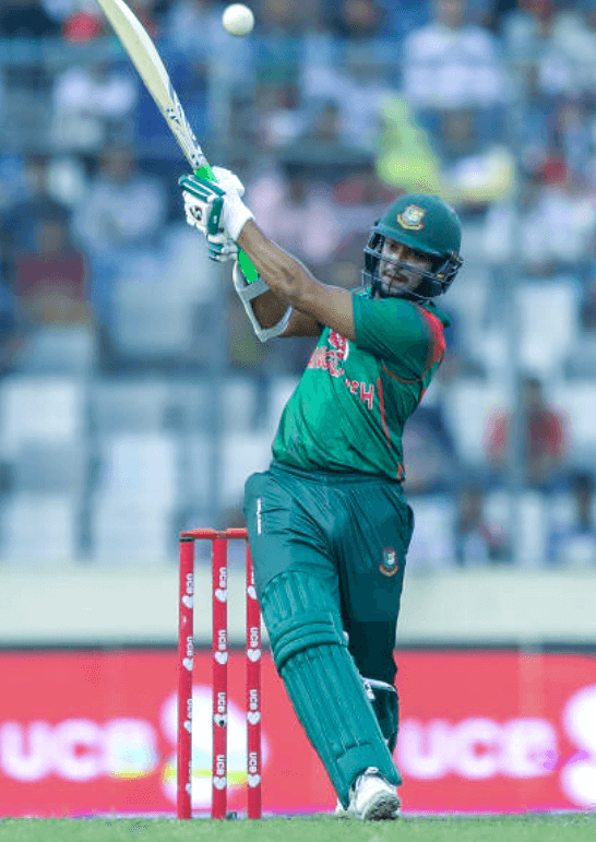 Something special about Shakib