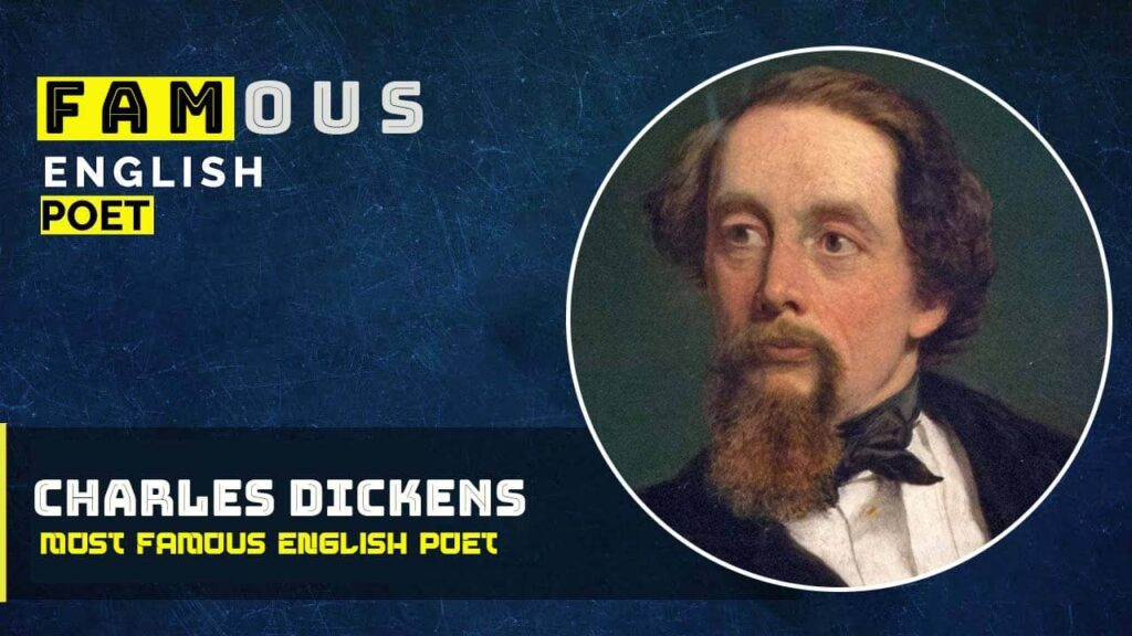 Famous English Poets । Novelists । Top 10 English Writers   Charles Dickens