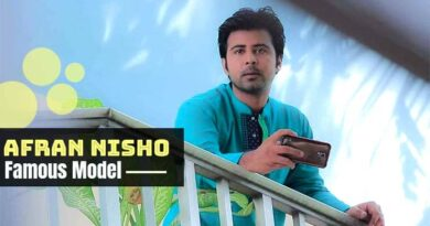 Afran Nisho Biography, Wife, Height, Weight, Age